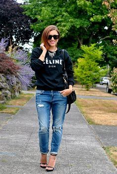 S is for Sweatshirts- My Style Pill #sstrendguide