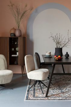 Bar Chairs, Dining Chairs, Dining Table, Dining Room, Kitchen Worktop, Grey Chair, Decoration, Elegant, Upholstery
