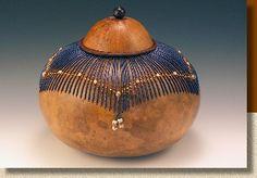 Cindy Lee gourd art