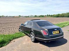 Beautiful Bentley Mulsanne Speed