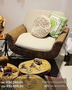 Essa linda poltrona está com 30% de desconto durante esse mês. É um dos móveis em promoção na nossa loja do Shopping Iguatemi Alphaville, não perca!   //   This beautiful armchair is 30% off during this month. It is one of the furnitures on sale at our Shopping Iguatemi Alphaville store, don't miss it!  #fuchic #nafuchictem #lojafuchic #promoçãofuchic #fuchic10anos #aniversáriofuchic #artesanato #artepopular #artepopularbrasileira #brasil #handmade