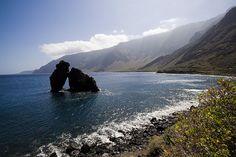 Roque de Bonanza. El Hierrro - Islas Canarias (Canary Islands - Spain)