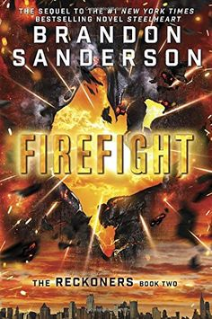 Firefight (The Reckoners) by Brandon Sanderson http://www.amazon.com/dp/0385743580/ref=cm_sw_r_pi_dp_8xo.ub0WDYRS9