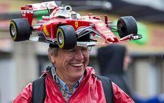 L'IRRIVERENDINA   Formula 1 schiava di gettoni e tecnica: nun te reggae più...