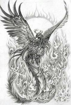 More traditional phoenix
