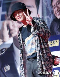 防弾少年団 V、映画「青年警察」VIP試写会に出席。@ソウル・ロッテシネマワールドタワー店 WoW!Korea韓流LIVE