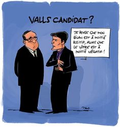 Tartrais (2016-11-13) France: Valls candidat ?