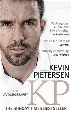 by Kevin Pietersen Language: English; About the Book: KP: The Autobiography The fascinating life story of professional cricketer Kevin Pietersen MBE from his ch Got Books, Books To Read, Cricket Books, Cricket Store, Kevin Pietersen, England Cricket Team, What To Read, Book Photography, Free Reading