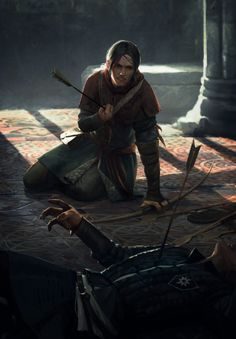 The Witcher/ Milva/ Gwent Card/ Scoia'tael