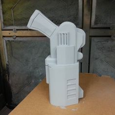 More progress on the Quake 2 Blaster pistol #cosplay #cosplayprogress #cosplayprop #gaming#pcgaming #pcmasterrace #1997 #doom #quake #idsoftware #3dprinted #3dprinting #3dprint #Freeside #FreesideATL #FreesideAtlanta by overworlddesigns