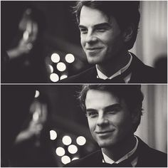 Nathaniel Buzolic as Kol Mikaelson. He better be in the spin off or heads will roll.