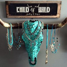 Child of Wild. I love this, I would like to make one of my own, change it up a tad.