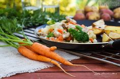 Zdravý recept: Kurča v zelenine