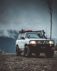 Cruising along Royston Range Track. Cruising along Royston Range Track. Motorcycle Camping, Camping Gear, Best 4x4 Cars, Nissan Patrol Y61, Patrol Gr, Nissan 4x4, Adventure Car, Mini Trucks, Future Car