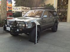 98-07 Lexus LX470 Custom Expedition Vehicle Build                                                                                                                                                                                 More Lexus 2017, Lexus Lx470, Best Off Road Vehicles, Landcruiser 79 Series, Toyota Land Cruiser 100, Expedition Vehicle, Nissan, Trucks, Car Stuff