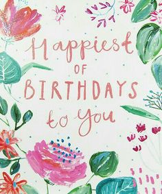 John Lewis have also launched a new range of 'own brand' exclusive greetings cards that feature lovely painterly designs. John Lewis have also launched a new range of 'own brand' exclusive greetings cards that feature lovely painterly designs. Happy Birthday Wishes Cards, Birthday Blessings, Birthday Wishes Quotes, Happy Birthday Images, Birthday Love, Birthday Pictures, Birthday Greeting Cards, Happy Birthdays, Glitter Birthday