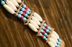 How to Make a Traditional Native American Bead Loom