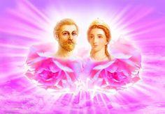 Ascended Masters Saint Germain & Lady Portia