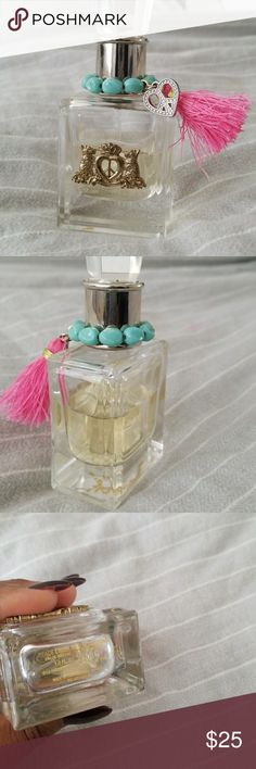 Peace Love and Juicy Fragrance 2/3 full. Lots of complements on this fragrance<3 Juicy Couture Other