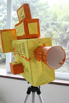 simple cardboard video camera cool 8 best video camera craft images of simple cardboard video camera Preschool Weather, Weather Activities, Preschool Activities, Weather Crafts, Dramatic Play Themes, Dramatic Play Centers, Cardboard Design, Diy Cardboard, Weather Center