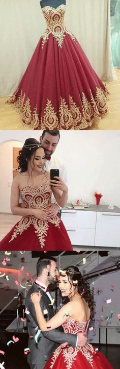 Charming Prom Dress,