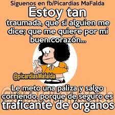 Resultado de imagen para mafalda hazme caso mientras te ignoro