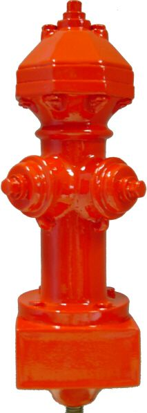 Fire Hydrant Tap Handle.
