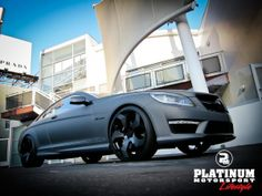 "2012 Mercedes-Benz CL65r 'PM REVENTON EDITION' w/ 22"" Custom Built Forged Monoblock REVENTON Wheels w/ Carbon Fiber Inserts"