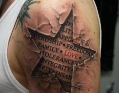 20 Of The Most Creative And Mind-Blowing Tattoos - Page 2 of 5