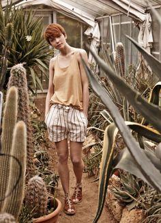 nomad stripes shorts