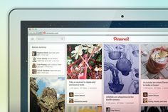 We're Testing Out A New Look!, via the Official Pinterest Blog