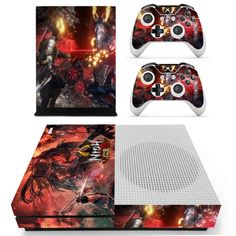 Nioh 2 Xbox one S Skin | Xbox one S decal – Console skins world Console Styling, Xbox One S, Decal, Personal Style, Decals, Sticker, Console Table Styling