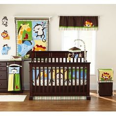 this is the one i want to use jungle buddies bedding by bedtime