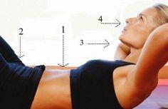 Cómo tonificar el abdomen y adelgazar piernas en casa