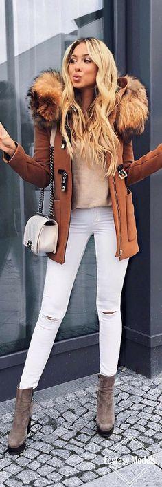 Beautiful Coat by Zara // Fashion Look by Janine Wiggert