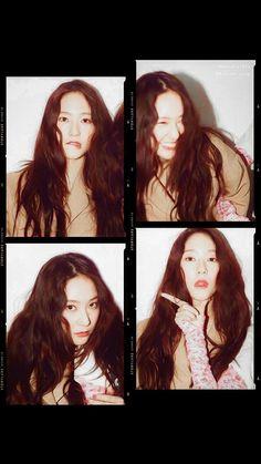 #krystal #jung #krystaljung #soojung #vousmevoyez Krystal Jung, Jessica & Krystal, Jessica Jung, Stupid Girl, Sulli, Aesthetic Pictures, These Girls, My Baby Girl, Kpop Girls