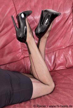 Sexy High Heels, High Heel Pumps, Pumps Heels, Heeled Boots, Shoe Boots, Talons Sexy, Extreme High Heels, Stockings Heels, Killer Heels