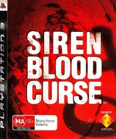 Siren Blood Curse by Playstation 3, http://www.amazon.com/dp/B0038BZXAU/ref=cm_sw_r_pi_dp_u1rWqb12K3449