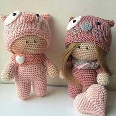 Crochet Doll Toys Free Patterns: Crochet Dolls, Crochet Toys for Girls, Amigurumi Dolls Free Patterns, Crochet Doll Carrier – BuzzTMZ Crochet Whale, Cute Crochet, Crochet Animals, Crochet For Kids, Crochet Crafts, Crochet Toys, Crochet Projects, Crochet Baby, Crochet Dolls Free Patterns