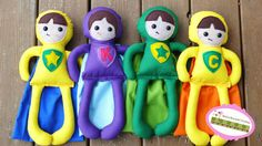SUPER DOLL.  pdf Pattern.  This is not a by ButterBeansChicPeas, $7.20