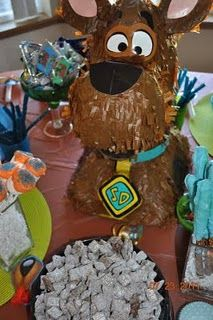 Scooby Doo Party -  This is what Mason wants for his BDay party!!