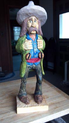 Wild Bill Hickok from a Floyd  Radiant class.