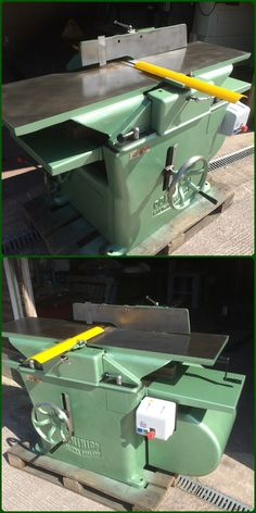 Fully Refurbished | 16 x 9 inch Planer / #Thicknesser dominion with Brake unit | £2,650.00 | http://www.ebay.co.uk/itm/16-x-9-inch-Planer-Thicknesser-dominion-Brake-unit-/171762450855?pt=LH_DefaultDomain_3&hash=item27fdd701a7