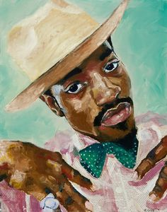 Andre 3000  by Monifa Charles.
