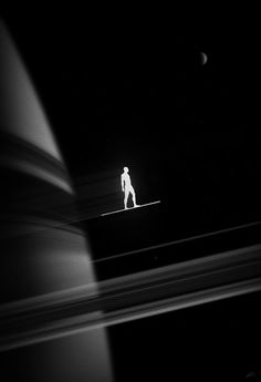 It's a World Of Darkness And Chaos… // artwork by Marko Manev (2013)
