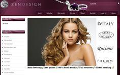 ZenDesign.no - Nettbutikk med smykker, klokker, barnesmykker i sølv, smykkeskrin med mer.