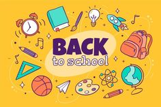Back To School Meme, Back To School Clipart, Back To School Nails, Normal School, Back To School Shopping, Back To School Necklaces, Image Fb, Design Plat, Back To School Bulletin Boards