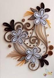 Resultado de imagen para filigrana flores