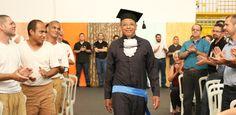 Detento é o primeiro de SP a obter ensino superior dentro da cadeia
