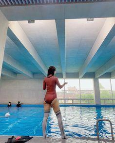 Womens Wetsuit, One Piece, Swimwear, Instagram, Fashion, Bathing Suits, Moda, Swimsuits, Fashion Styles